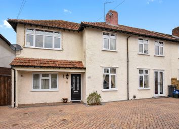 Thumbnail 5 bed semi-detached house for sale in Queens Way, Feltham