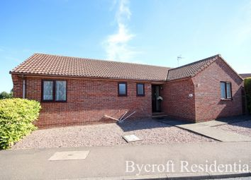 Thumbnail 4 bed detached bungalow for sale in Covent Garden Road, Caister-On-Sea, Great Yarmouth