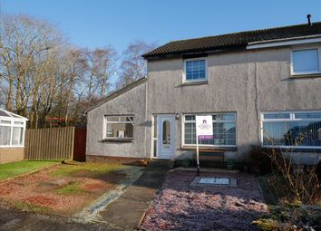 Thumbnail 3 bed semi-detached house for sale in Barbeth Way, Cumbernauld, Glasgow