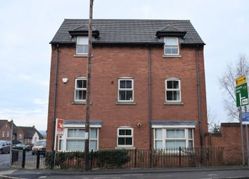 Thumbnail 4 bedroom detached house to rent in High Street, Woodville, Swadlincote