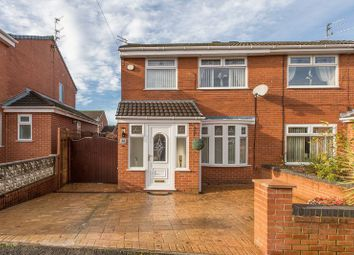 Thumbnail 3 bed semi-detached house for sale in West Mount, Wigan