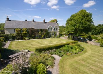 Thumbnail 7 bed property for sale in Upton Lovell, Warminster