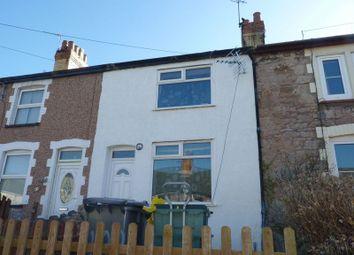 Thumbnail 2 bed terraced house for sale in Llysfaen Road, Old Colwyn, Colwyn Bay