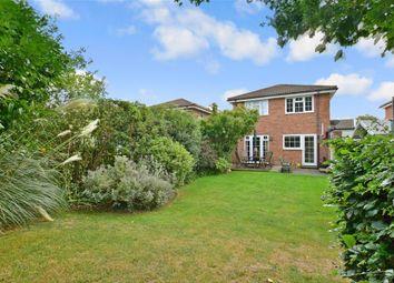Thumbnail 4 bed detached house for sale in Nortons Way, Five Oak Green, Tonbridge, Kent