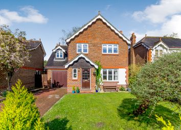 Thumbnail 4 bed detached house for sale in Mallards Way, Lightwater