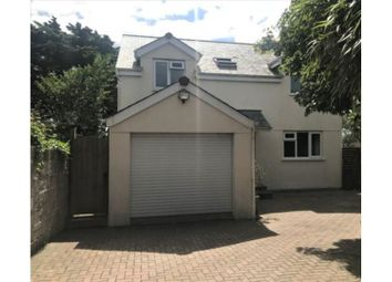 Thumbnail 4 bed detached house to rent in Pentire Road, Newquay