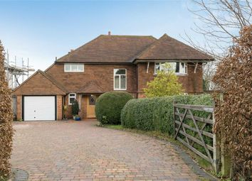 Thumbnail 4 bed property for sale in Pewley Hill, Guildford