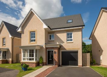 Thumbnail 5 bedroom detached house for sale in Doctor Gracie Drive, Prestonpans, East Lothian