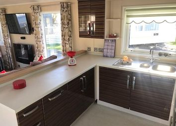 Thumbnail 2 bed lodge for sale in Trecco Bay Holiday Park, Porthcawl, Wales