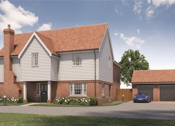 Thumbnail 4 bed detached house for sale in Ploughmans Reach, The Downs, Stebbing