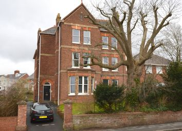 Thumbnail 2 bedroom flat to rent in Heavitree Road, Exeter