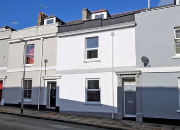 Thumbnail 4 bed terraced house for sale in Waterloo Street, Stoke, Plymouth