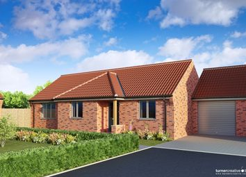 Thumbnail 3 bed detached bungalow for sale in Back Lane, Mileham