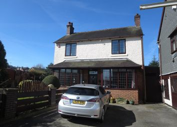Thumbnail 3 bed detached house for sale in May Street, Silverdale, Newcastle, Staffordshire
