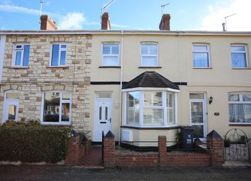 Thumbnail 2 bed terraced house for sale in Salisbury Road, Exmouth
