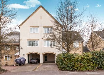 Thumbnail 3 bed town house to rent in Oakey Drive, Wokingham