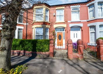 Thumbnail Terraced house for sale in Lisburn Lane, Liverpool
