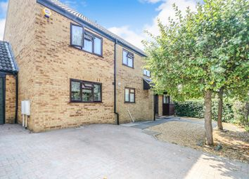 Thumbnail 4 bedroom detached house for sale in Brittons Close, Sharnbrook, Bedford