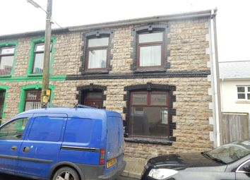 Thumbnail 3 bedroom end terrace house to rent in 6 Mount Pleasant Road, Ebbw Vale