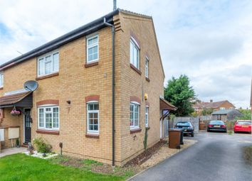 Thumbnail 1 bedroom end terrace house for sale in Vincenzo Close, North Mymms, Hatfield