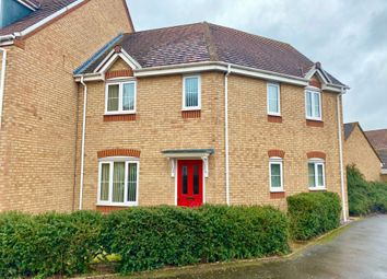 3 bed end terrace house for sale in The Bridleway, Nuneaton CV10