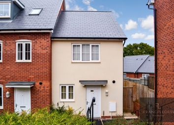 2 bed end terrace house for sale in Old Park Avenue, Pinhoe, Exeter EX1