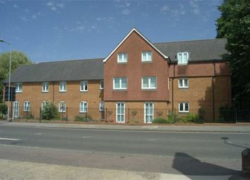 Thumbnail 2 bed flat for sale in Churchill Court, Kelham Gardens, Marlborough, Wiltshire