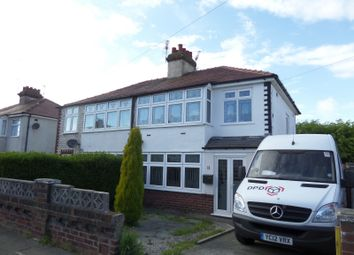 3 bed semi-detached house to rent in Salcombe Avenue, Bispham FY2