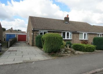 Thumbnail 2 bedroom property to rent in Long Meadows, Rillington, Malton