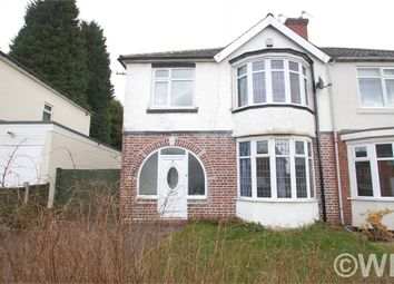 Thumbnail 3 bedroom semi-detached house to rent in Pennyhill Lane, West Bromwich, West Midlands