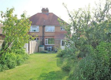 Thumbnail 3 bedroom semi-detached house for sale in 67 Wrestwood Road, Bexhill-On-Sea, East Sussex