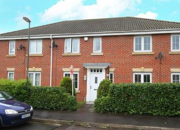 Thumbnail 3 bed terraced house for sale in Forge Drive, Chesterfield, Derbyshire