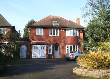Thumbnail 5 bed detached house for sale in Mirfield Road, Solihull