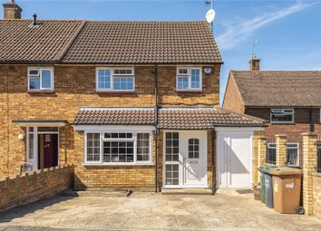 Thumbnail 3 bed semi-detached house for sale in Ashburnham Drive, Watford