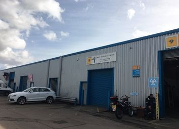 Thumbnail Light industrial to let in Unit 8, Newport Business Centre, Corporation Road, Newport