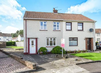 Thumbnail Semi-detached house for sale in James Campbell Road, Ayr