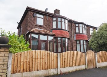 Thumbnail 3 bedroom semi-detached house for sale in Parkfield Road North, Manchester
