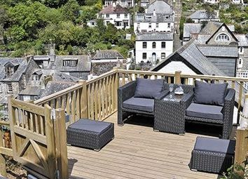Thumbnail 3 bed semi-detached house to rent in Downs View, Looe