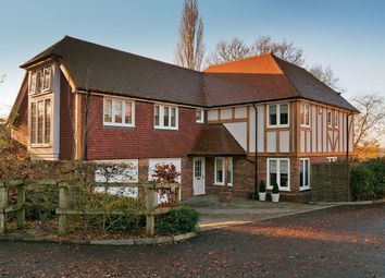 Thumbnail 5 bed detached house for sale in Crismill Lane, Bearsted, Maidstone
