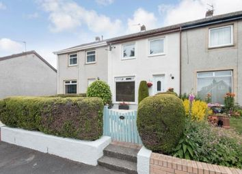 Thumbnail 3 bed terraced house for sale in Murchland Avenue, Fenwick, East Ayrshire