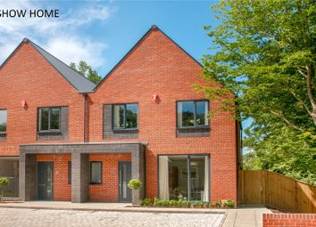 Thumbnail 3 bed semi-detached house for sale in 63, Andover Road, Hampshire