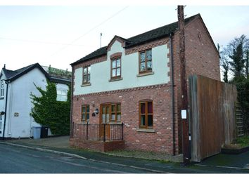 Thumbnail 3 bed detached house to rent in Old Chester Road, Barbridge, Nantwich