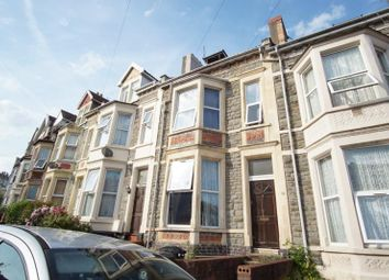 Thumbnail 4 bedroom terraced house to rent in Badminton Road, St Pauls, Bristol