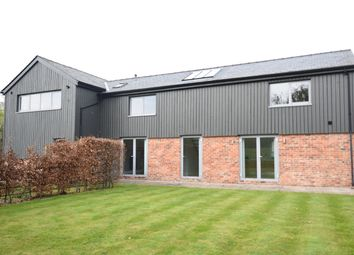 Thumbnail 2 bed barn conversion for sale in Harefield Farm, Harefield Drive, Wilmslow