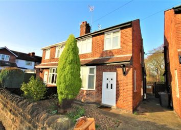 Thumbnail 3 bedroom semi-detached house to rent in Carisbrooke Avenue, Beeston, Nottingham