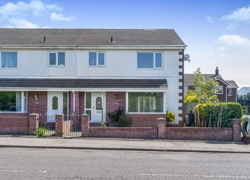 Thumbnail 3 bed semi-detached house to rent in Frizington Road, Frizington