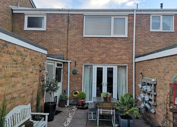 Thumbnail 3 bed terraced house for sale in Pearson Court, Penrith
