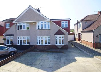 Thumbnail 5 bed semi-detached house for sale in Welling Way, Welling