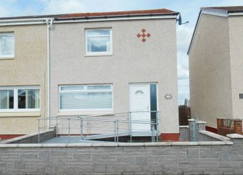 Thumbnail 2 bed semi-detached house for sale in Millburn Lane, Larkhall