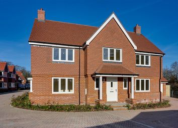 "Thumbnail 5 bedroom detached house for sale in ""The Truro"" at Bridge Road, Bursledon, Southampton"